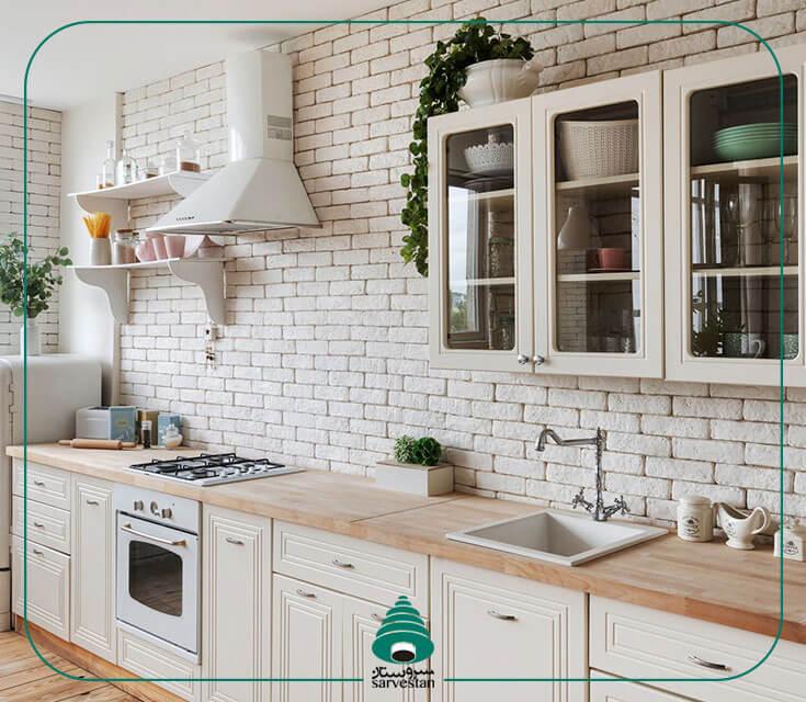 طراحی کابینت آشپزخانه و کاربردهای آن