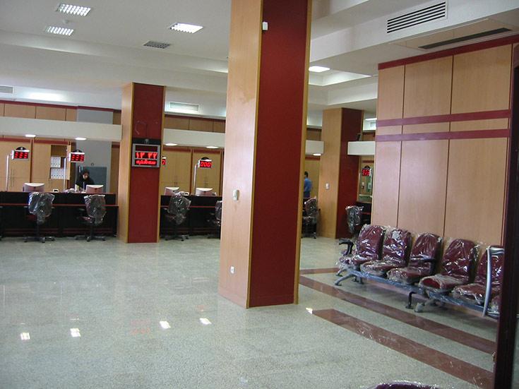 بانک پارسیان (42 شعبه)