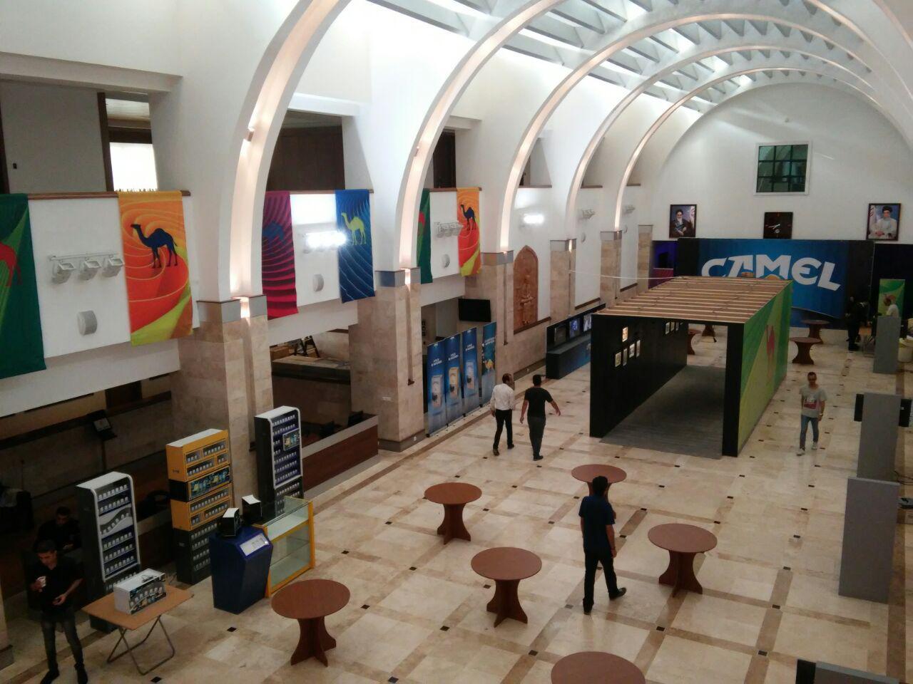 برگزاری نمایشگاهای بین المللی (شرکت چهارفکر)